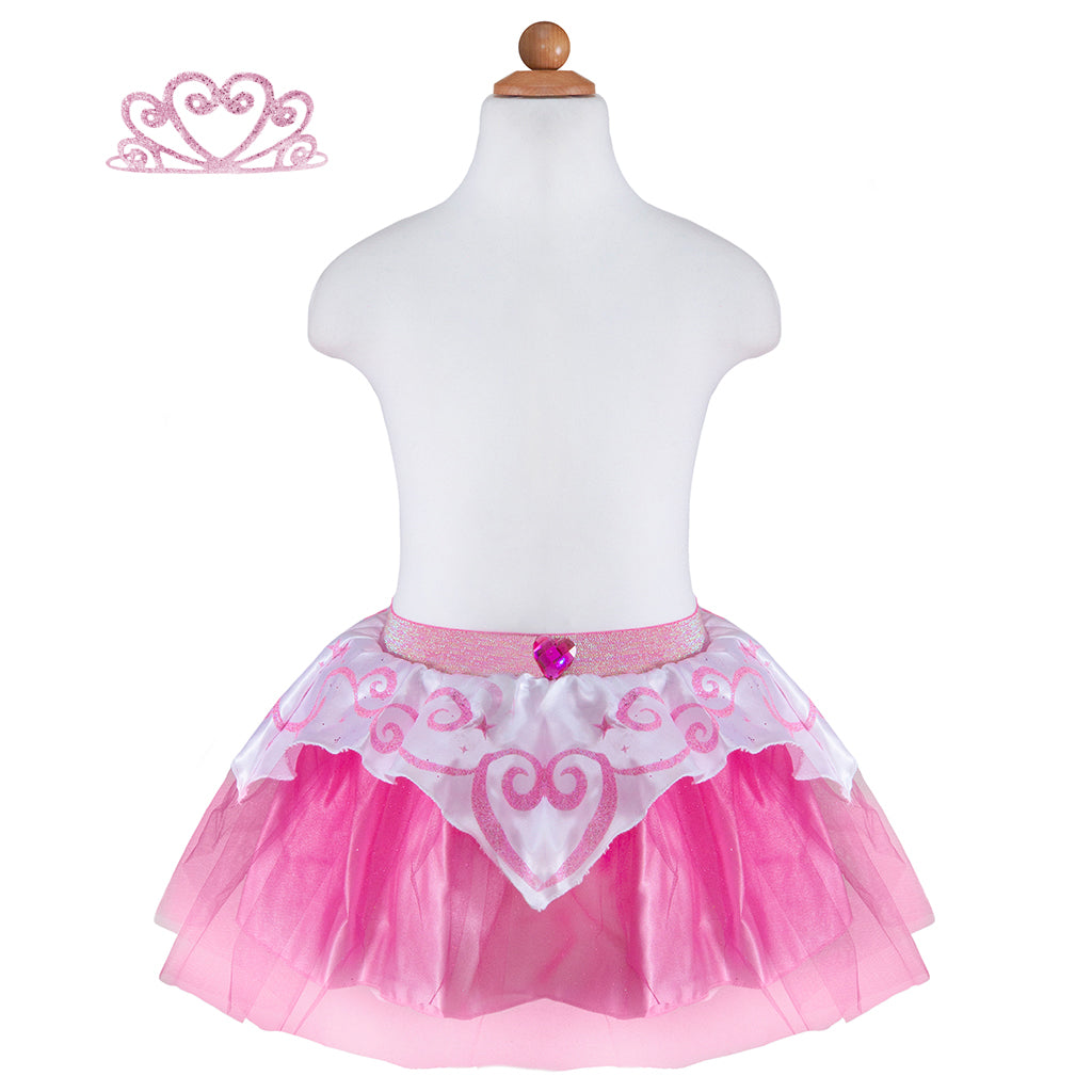 Sleeping Cutie Skirt with Tiara