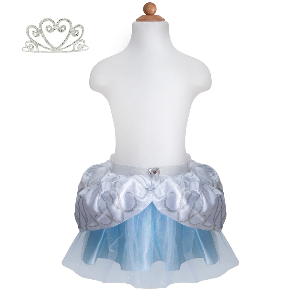 Cinderella Skirt with Tiara