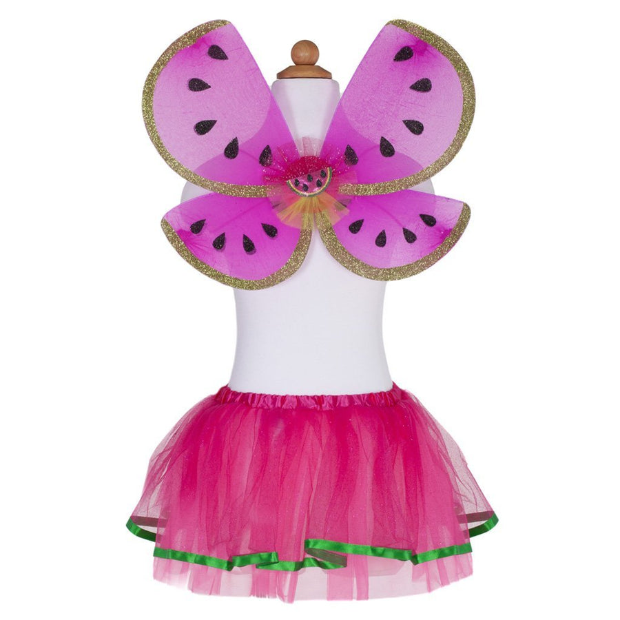 Watermelon Skirt and Wings Set - Great Pretenders