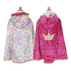 Reversible Sleeping Cutie & Tinkerbell Cape - Great Pretenders
