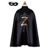 Zorro Cape & Mask - Great Pretenders
