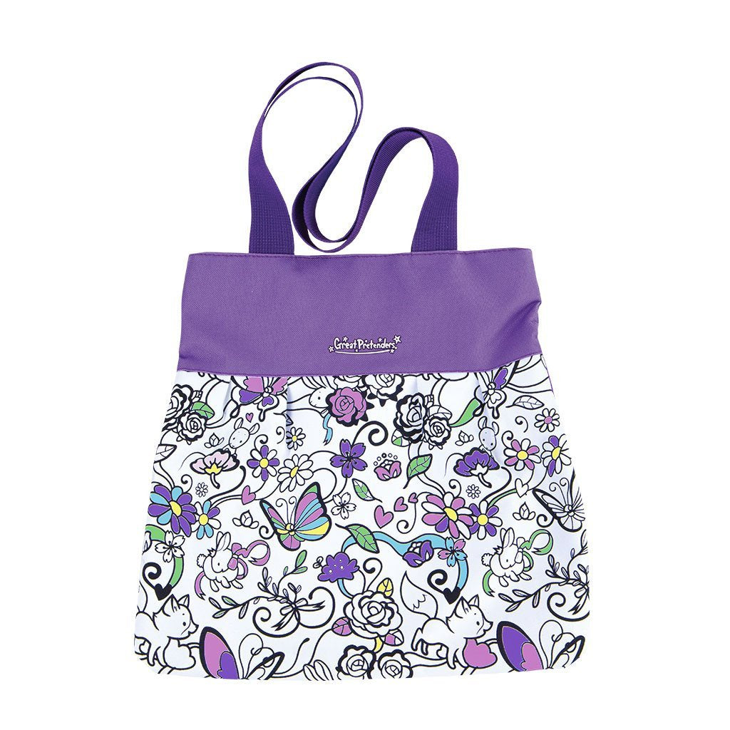 Colour in Tote with 3 Markers