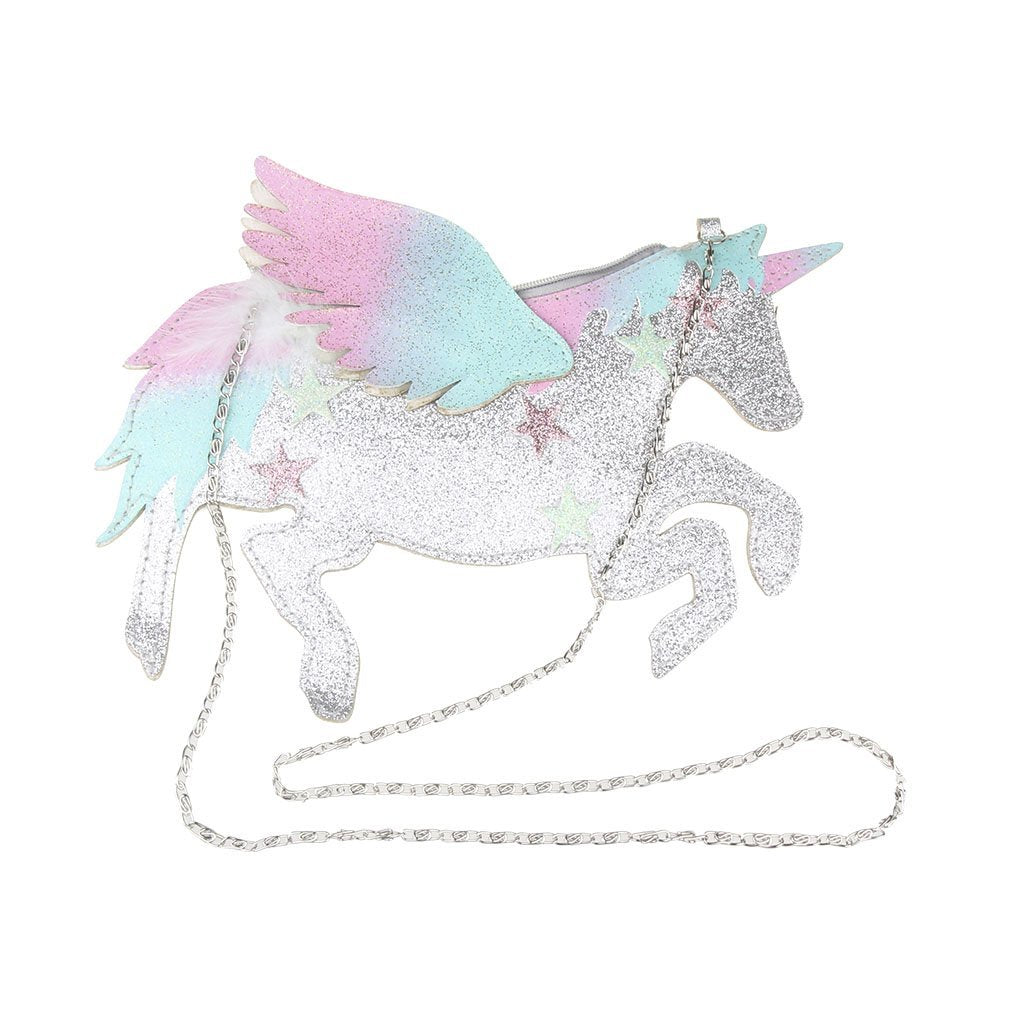 Born a Unicorn Handbag