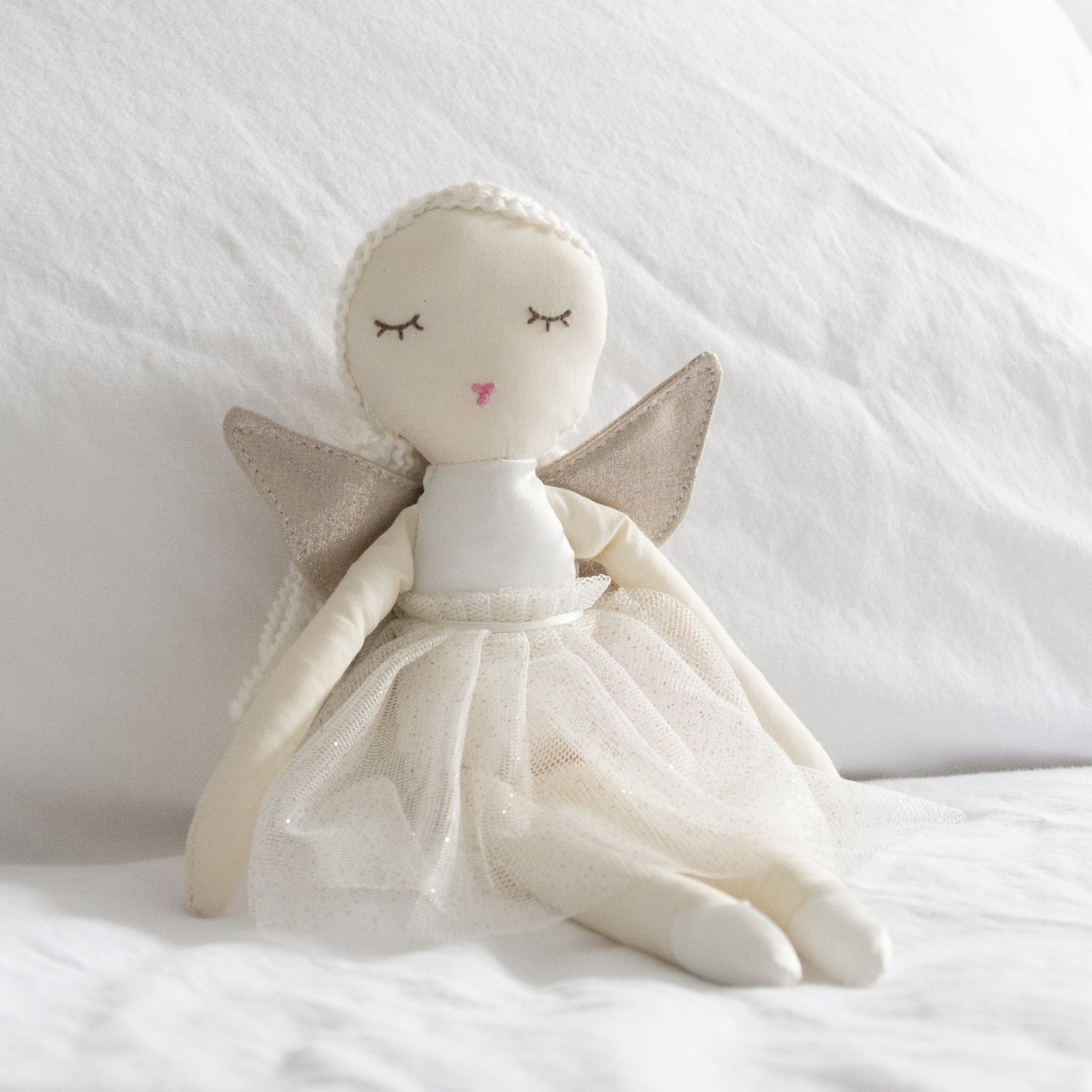 Charlotte The Angel Doll, 13""