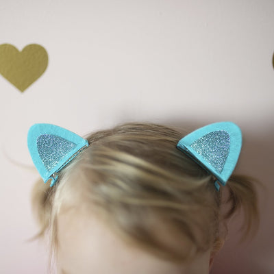 Sparkly Kitty Clips - Great Pretenders