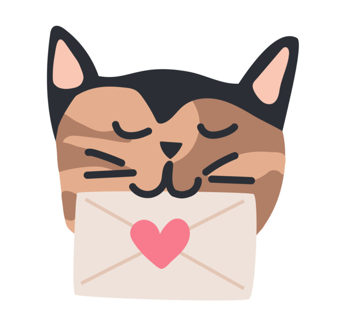 Love Letter Kitty