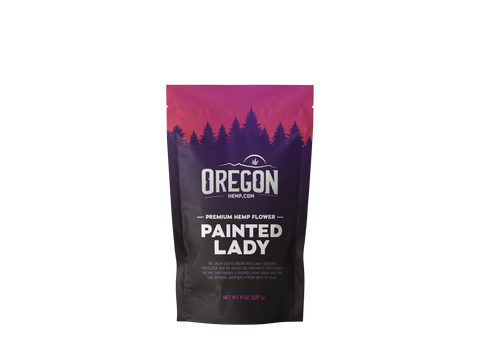 Painted Lady - OREGONHEMP.COM