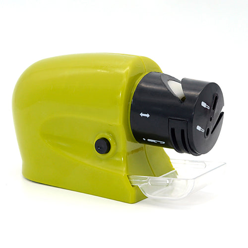 kitchen Multifunctional Motorized Rotary Whetstone Knife Electric Professional Stone Sharpening Tool Sharpener