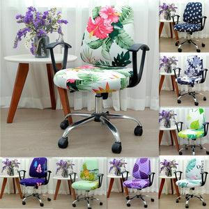 Fabric Office Chair Cover