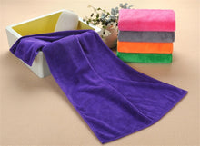 Load image into Gallery viewer, Microfiber Fabric Hand Towel