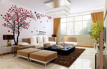 Load image into Gallery viewer, Acrylic crystal wall sticker