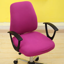 Load image into Gallery viewer, Fabric Office Chair Cover