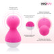 NeoJoy Breast Clitoris Simulator Silicon 7 Vibration Function USB Rechargeable - Pink Clitoral Vibrators - lucidtoys.com Dildo vibrator sex toy love doll