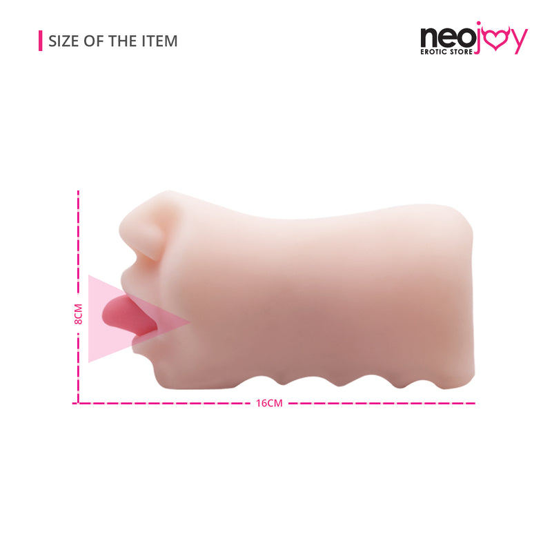 Neojoy - Male Stroker | Super real Mouth Shape - lucidtoys.com - Main Image