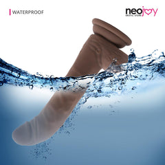 Neojoy - Biggy Vibrating Dildo (Brown)