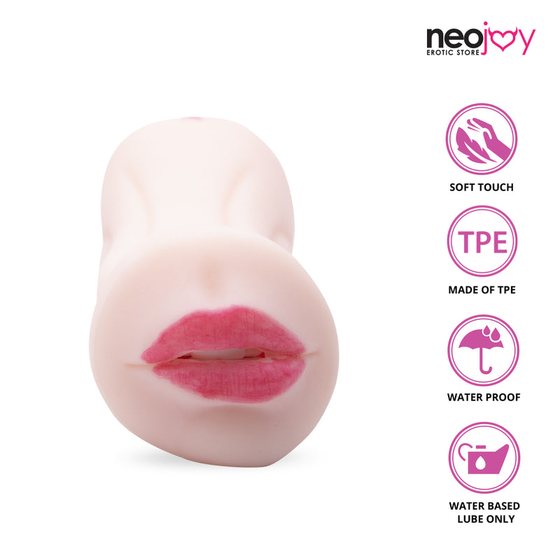 Neojoy - Double Pocket Pussy-Mouth