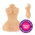 Neojoy Candy Cummin Realistic Sex Doll with Ass & Pussy Sex Doll TPE Flesh - Small - 4.5Kg