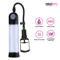 Penis Enlargement Pump Extender | Massager Cock Pump | Neojoy- Main1