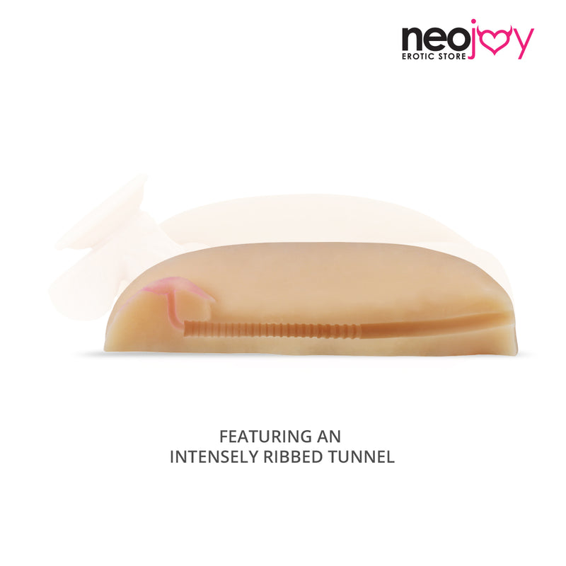 Neojoy Vibrating Male Strokers Sex Doll TPE Realistic Vagina & Ass - Small 1.9kg