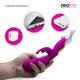 Dildo Clit Rider Rabbit Vibrator | Magnetic Rechargeable | Neojoy-Sub 1