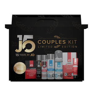 System JO - Limited Edition Gift Set Couples Kit - Lubricant Variety