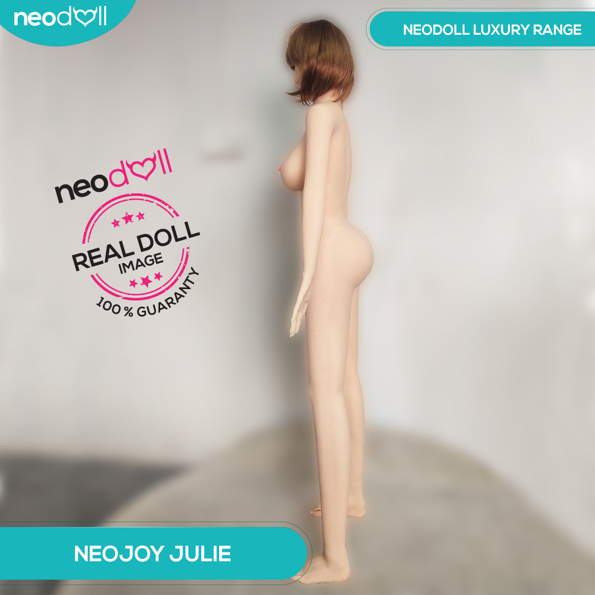 Neodoll Luxury Julie - Realistic Sex Doll - 165cm