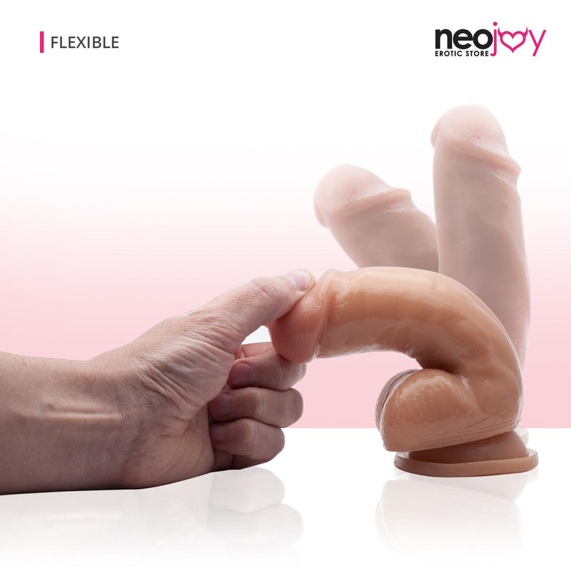 "Neojoy 8"" Greedy Boy Dildo"