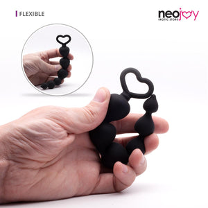 Neojoy Love Anal Beads - lucidtoys.com
