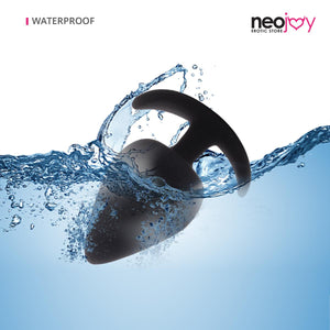 Neojoy Slim Beginner Range Anal Plug - Medium - lucidtoys.com