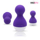NeoJoy 7 Function Breast-Clitoris Stimulator - Purple