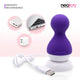 NeoJoy 7 Function Breast-Clitoris Stimulator - Purple - lucidtoys.com