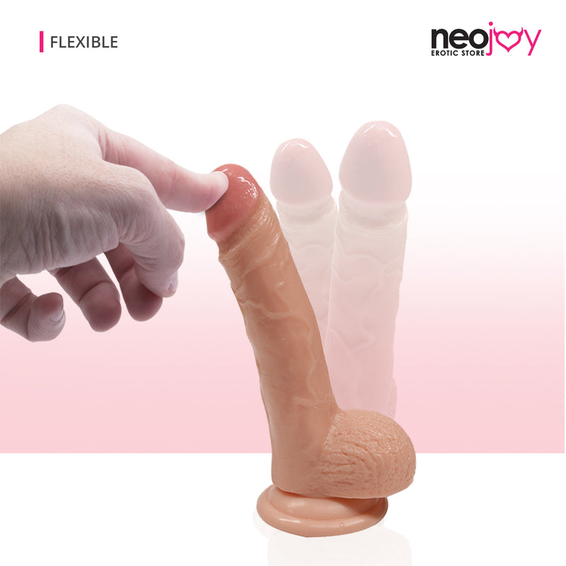 Neojoy 8 inch Veiny Dong