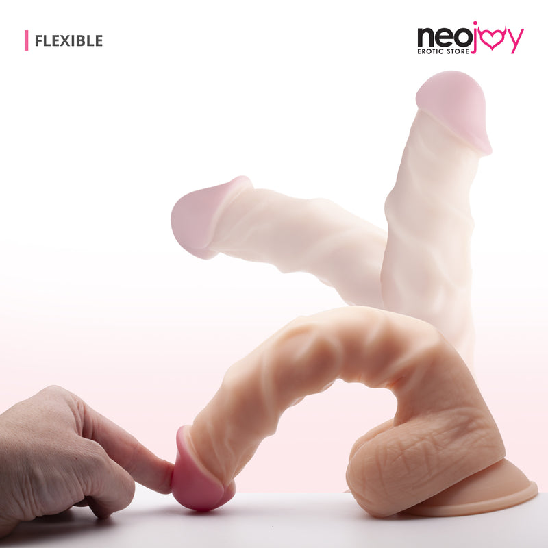 Neojoy 11 Super-real Dildo - Flesh