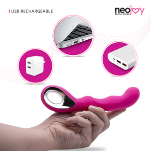 USB Rechargeable G-Spot Vibrator | Best Sex toy for Women | Neojoy - Sub 1
