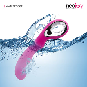 USB Rechargeable G-Spot Vibrator | Best Sex toy for Women | Neojoy - Waterproof