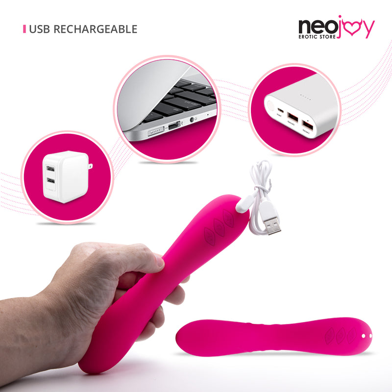 Rabbit Vibrator | Best Sex toy For Women | Neojoy - Main