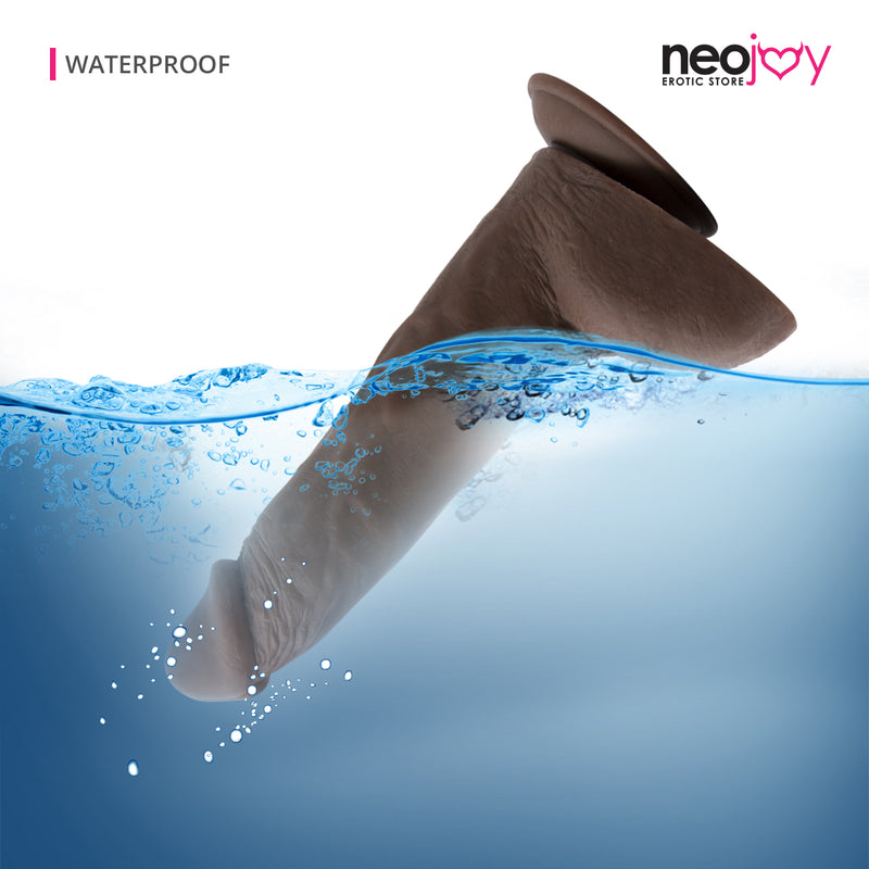 "Neojoy 10"" Silent Lover (Brown)"