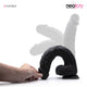 "Neojoy 13.6"" Monster Dong (Black) - lucidtoys.com"