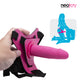 Neojoy Realistic Strap-Ons Dildo TPE with Suction Cup - Pink 4 inch - 11 cm 21