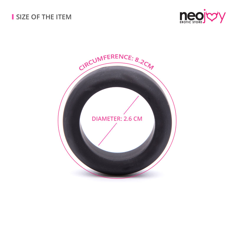 Premium Silicone Cock Ring | Adult Toys For Men | Neojoy - Main