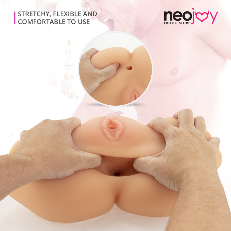 Neojoy Cherry Pop Doll TPE with Realistic Ass & Pussy  - medium 6.5Kg