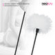 Neojoy Feather white Tickler - white 14.96 inch - 38 cm 2