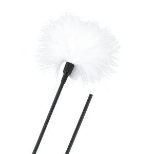 Neojoy Feather white Tickler - white 14.96 inch - 38 cm 1