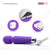 Neojoy Magic Mini-Wand - Purple Wand - lucidtoys.com Dildo vibrator sex toy love doll