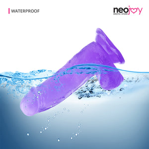 "Neojoy Jelly Willy 5.9"" Dildo"
