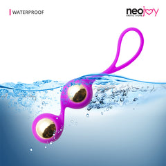 Neojoy Kegel Balls Gold