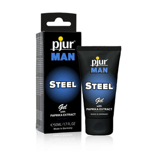 PJUR MAN STEEL Cream 50 ml.