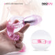 Neojoy Jelly Vibe Plug - G-Spot Prostate Massager - Clitoral Stimulation - Remote Control Vibrator Sex Toy