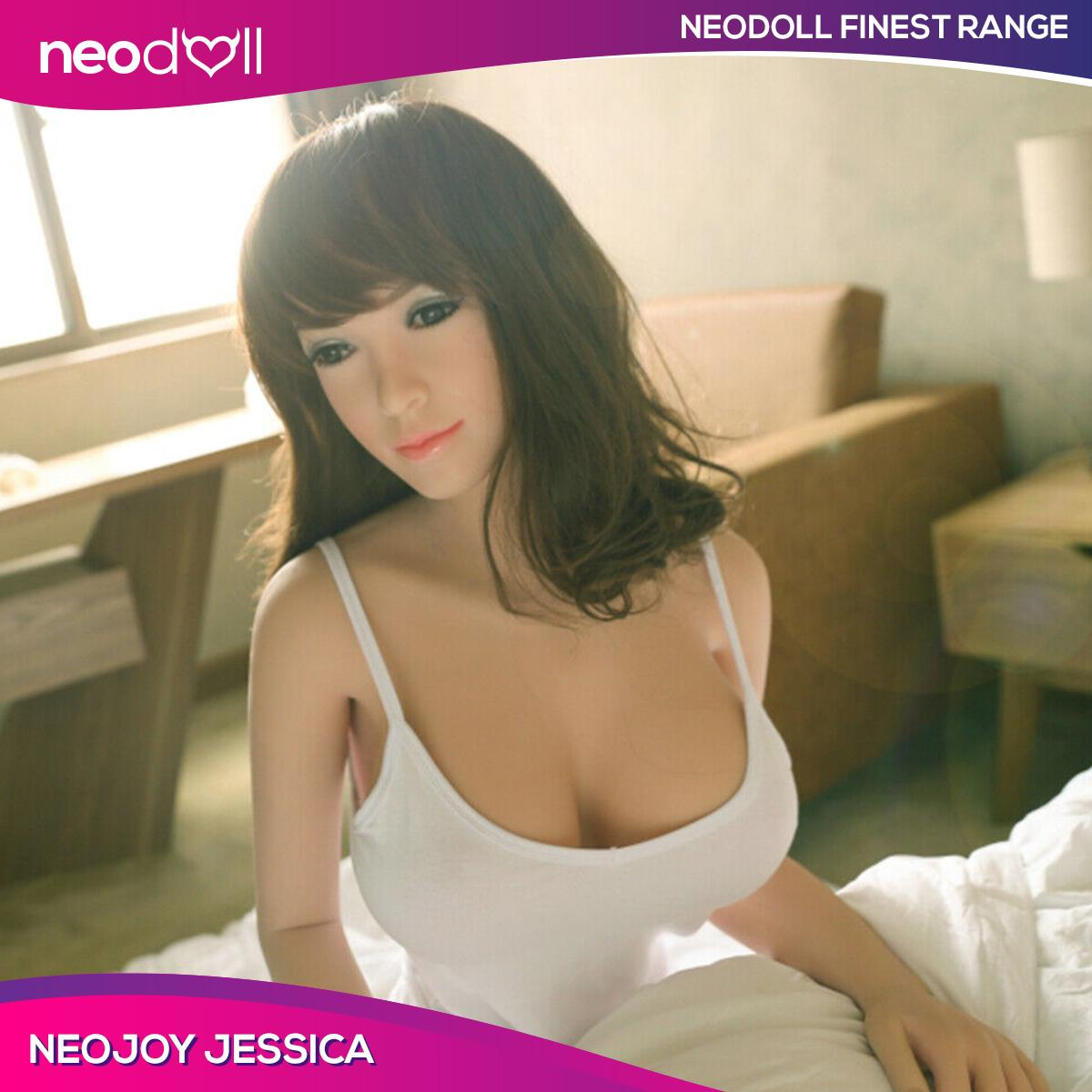 Neodoll Finest Jessica - Realistic Sex Doll - 158cm