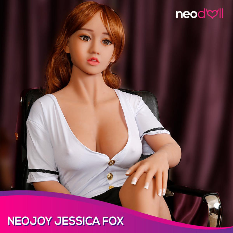 Neojoy Naughty Ella - Realistic Sex Doll - 155cm